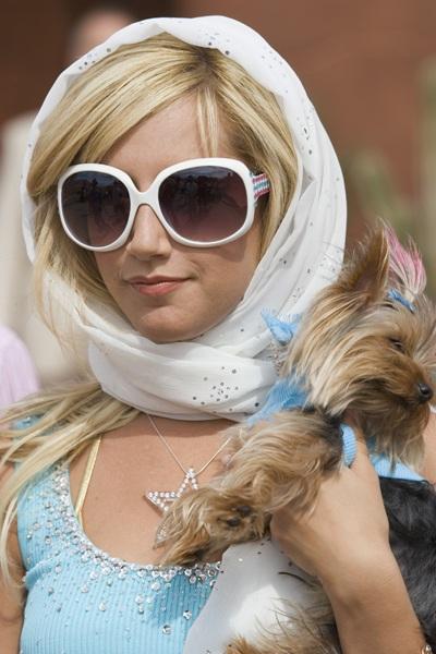 Ashley Tisdale lại vào vai Sharpay  - 11