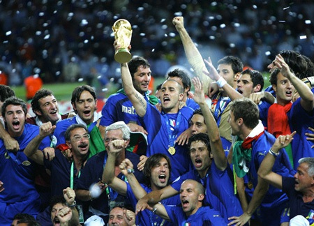 Nhận diện ứng cử viên vô địch tại World Cup 2010 - 4