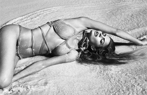 Cameron Russell - Người đẹp trên biển - 10