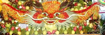 Lễ hội trái cây Nam bộ 2010: Rồng thiêng hội tụ   - 3