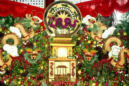 Lễ hội trái cây Nam bộ 2010: Rồng thiêng hội tụ   - 4