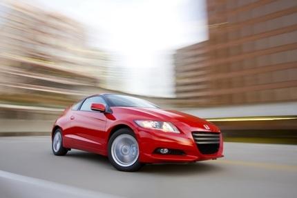 """Honda CR-Z """"tấn công"""" thị trường xe hybrid - 1"""