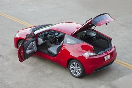 """Honda CR-Z """"tấn công"""" thị trường xe hybrid - 9"""