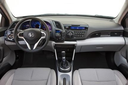 """Honda CR-Z """"tấn công"""" thị trường xe hybrid - 11"""