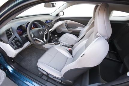 """Honda CR-Z """"tấn công"""" thị trường xe hybrid - 14"""