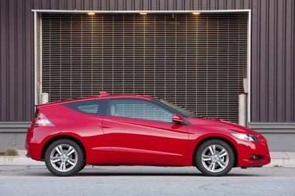 """Honda CR-Z """"tấn công"""" thị trường xe hybrid - 5"""