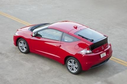 """Honda CR-Z """"tấn công"""" thị trường xe hybrid - 8"""
