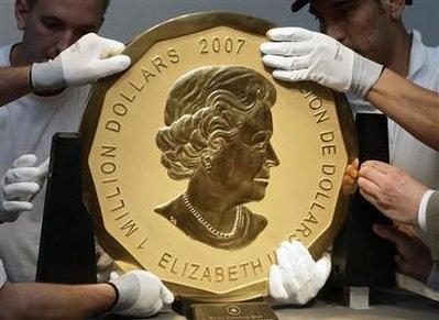 Đồng tiền xu trị giá hơn 4 triệu USD  - 1