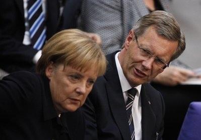 Đức: Ứng cử viên của Thủ tướng Merkel trúng cử Tổng thống - 1