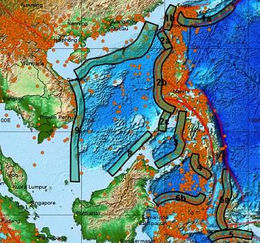 Biển miền Trung có nguy cơ đối mặt với hiểm họa sóng thần - 2