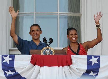 Hé lộ tiệc mừng lễ Độc lập của Tổng thống Obama - 4
