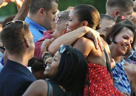 Hé lộ tiệc mừng lễ Độc lập của Tổng thống Obama - 8