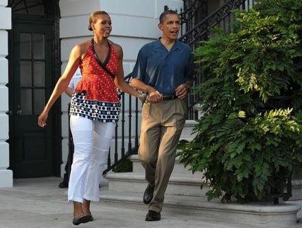 Hé lộ tiệc mừng lễ Độc lập của Tổng thống Obama - 2