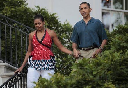 Hé lộ tiệc mừng lễ Độc lập của Tổng thống Obama - 1