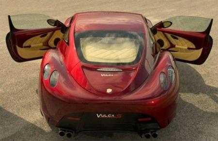 """F&M Vulca S - """"Tân binh"""" trong làng siêu xe - 10"""