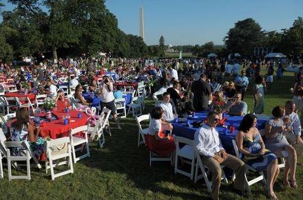 Hé lộ tiệc mừng lễ Độc lập của Tổng thống Obama - 11