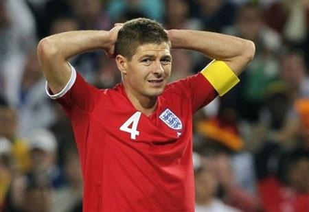 """Gerrard: """"Không có chuyện tôi từ giã đội tuyển Anh"""" - 1"""