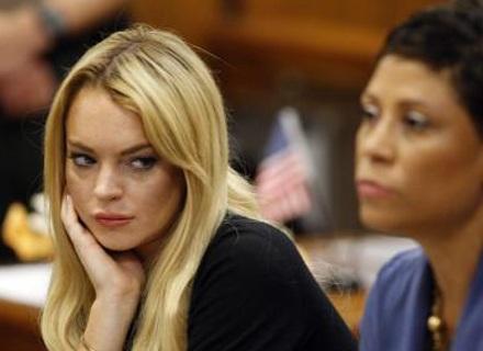 """Lindsay Lohan phải """"bóc lịch"""" 3 tháng - 3"""