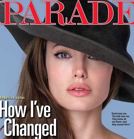 """Angelina Jolie: """"Brad yêu tôi, thế là đủ"""" - 1"""