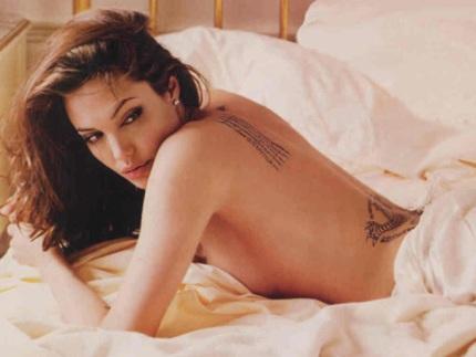 """Angelina Jolie: """"Brad yêu tôi, thế là đủ"""" - 4"""