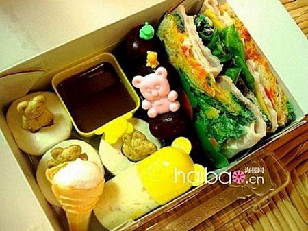 Cơm hộp xinh xắn của người Nhật - 5
