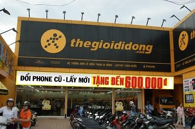 Đổi phone cũ, lấy phone mới  - 1