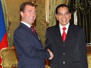 Nâng tầm quan hệ đối tác chiến lược Việt - Nga - 1