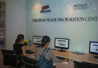 Khai trương Trung tâm Thông tin thương mại Châu Âu - 1