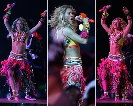 """Shakira cuồng nhiệt """"tiếp lửa"""" trận Chung kết World Cup - 3"""