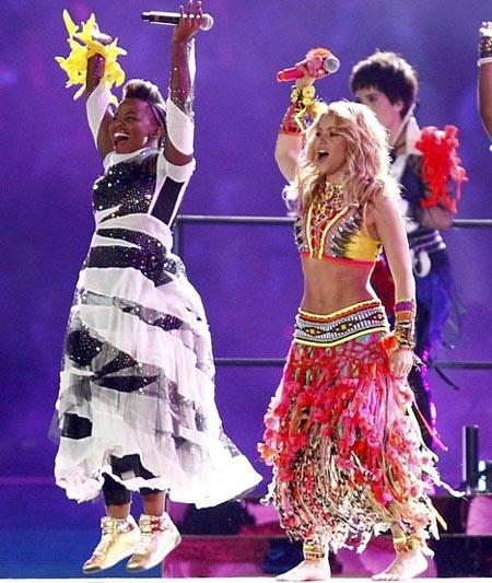"""Shakira cuồng nhiệt """"tiếp lửa"""" trận Chung kết World Cup - 6"""
