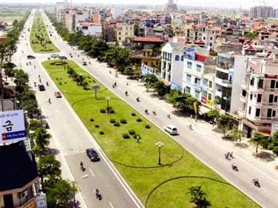 Đường Láng - Hòa Lạc trở thành đại lộ Thăng Long   Báo Dân trí