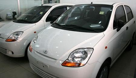 Kiểm tra, rà soát xe Kia Morning và Daewoo Matiz - 1