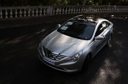 Hyundai Thành Công chính thức ra mắt Sonata 2010 - 8