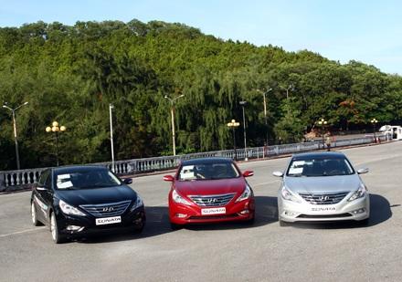 Hyundai Thành Công chính thức ra mắt Sonata 2010 - 4