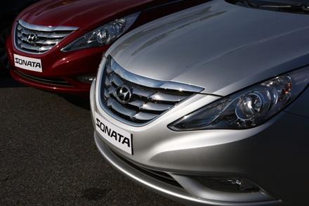 Hyundai Thành Công chính thức ra mắt Sonata 2010 - 3