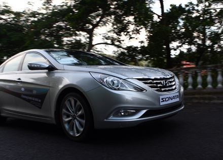 Hyundai Thành Công chính thức ra mắt Sonata 2010 - 15