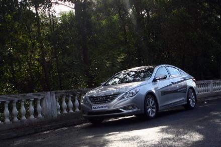 Hyundai Thành Công chính thức ra mắt Sonata 2010 - 1