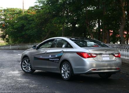 Hyundai Thành Công chính thức ra mắt Sonata 2010 - 14