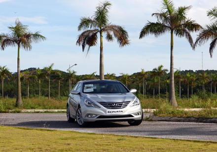 Hyundai Thành Công chính thức ra mắt Sonata 2010 - 16