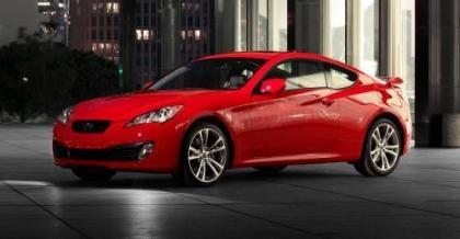 Hyundai Genesis Coupe có thêm phiên bản mới  - 1