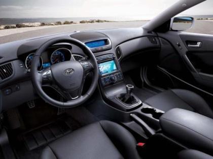 Hyundai Genesis Coupe có thêm phiên bản mới  - 3