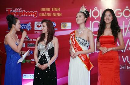 Thùy Dung nổi bật với vương miện Hoa hậu - 5