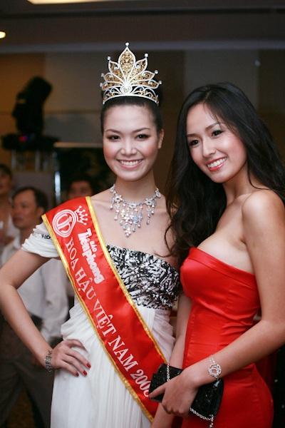 Thùy Dung nổi bật với vương miện Hoa hậu - 3