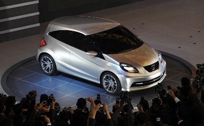 Honda sẽ có một mẫu xe cỡ nhỏ mới - 3
