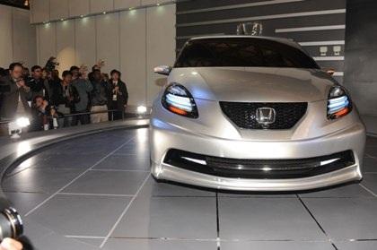 Honda sẽ có một mẫu xe cỡ nhỏ mới - 2