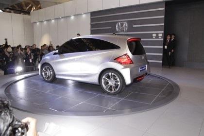 Honda sẽ có một mẫu xe cỡ nhỏ mới - 5