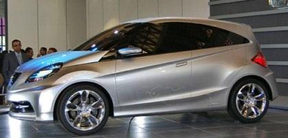 Honda sẽ có một mẫu xe cỡ nhỏ mới - 4