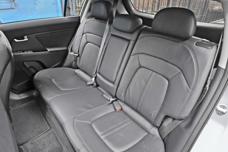 Kia báo giá xe Sportage 2011 - 9