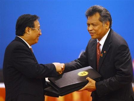 Diễn đàn khu vực ASEAN quan ngại sâu sắc về vụ chìm tàu Hàn Quốc - 1