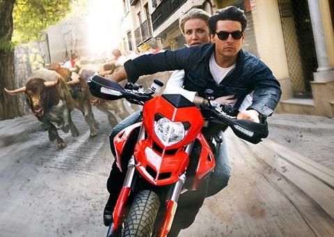 Cameron Diaz và Tom Cruise quảng cáo phim hot tại Anh - 11